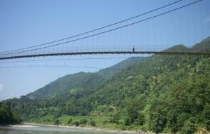Weg über die Brücke 1
