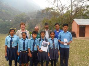 Schüler mit CUL und Booklet