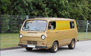 Georg Sanders Chevrolet Van on Flickr